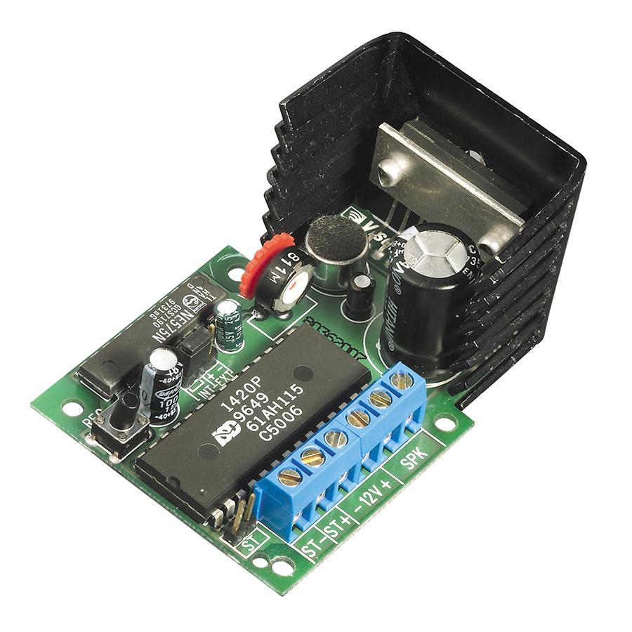 Речевой процессор SP-4|Речевой процессор для записи и воспроизведения звуковых сообщений
