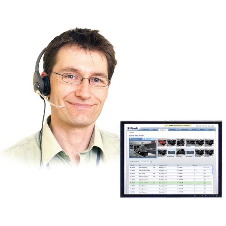 PowerManage для мониторинговых компаний|Бесплатное подключение панелей Visonic к серверу PowerManage