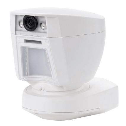 Tower Cam PG2|Беспроводной уличный ПИК извещатель серии PowerG с зеркальной оптикой, антимаскированием и встроенной цветной фотокамерой