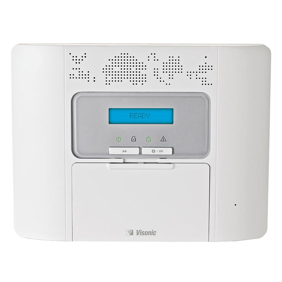 powermaster kit Радиоканальная контрольная панель на зоны  фото 2 powermaster 30 kit 1 Радиоканальная контрольная панель на 64 зоны
