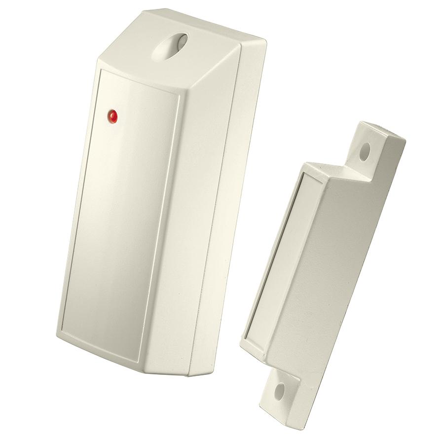 MCT-302|Беспроводной магнитноконтактный извещатель серии PowerCode с дополнительным входом тревоги