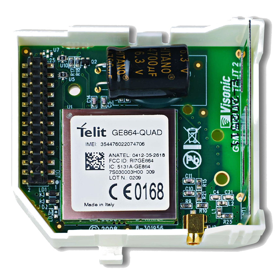 GSM 350 PG2 Внутренний GSM/GPRS модуль для панелей серии PowerMaster и PowerMax PRO и Express.