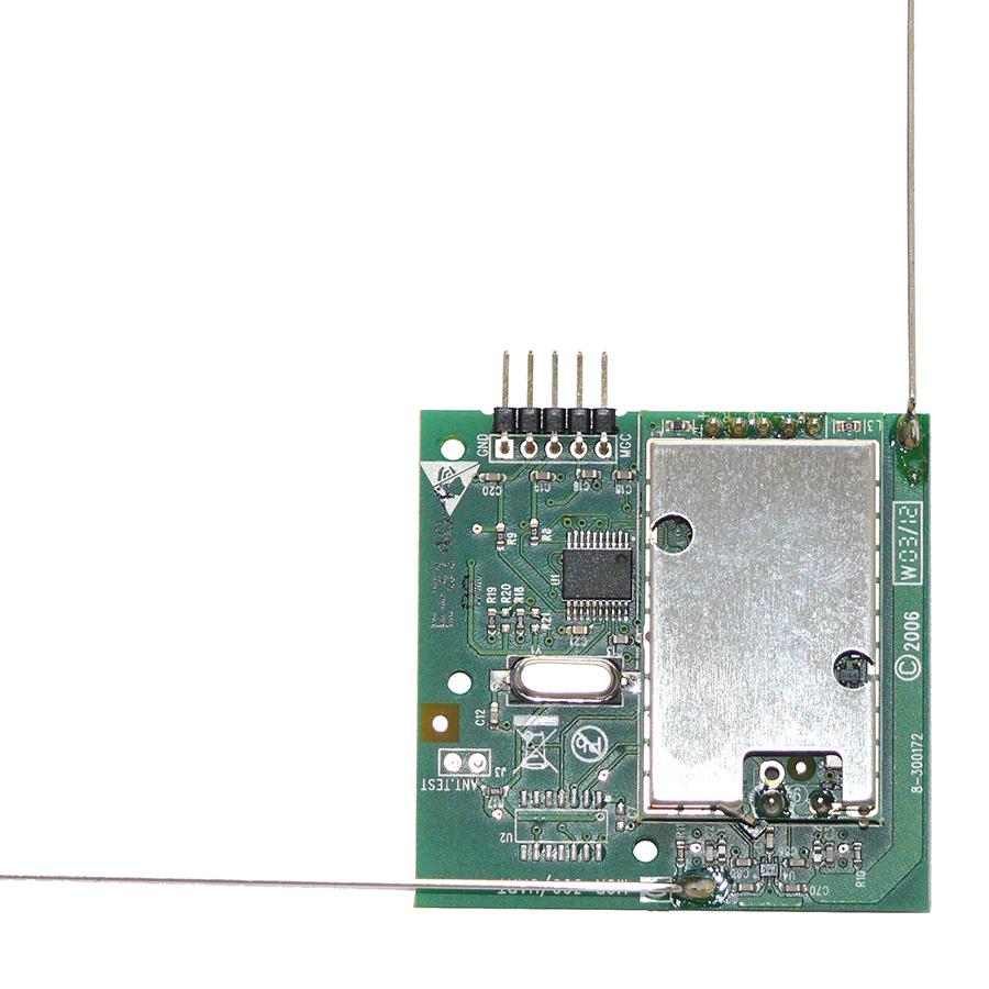 MCR-300/UART|Автономный радиоприемник сигналов PowerCode / CodeSecure с выходом RS-232