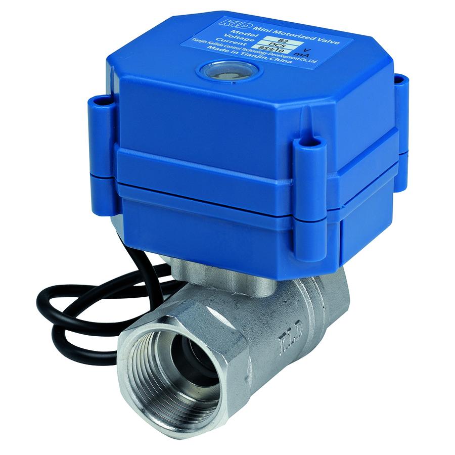 Клапан водяной 1/2  Архив|Электромеханический клапан воды 1/2